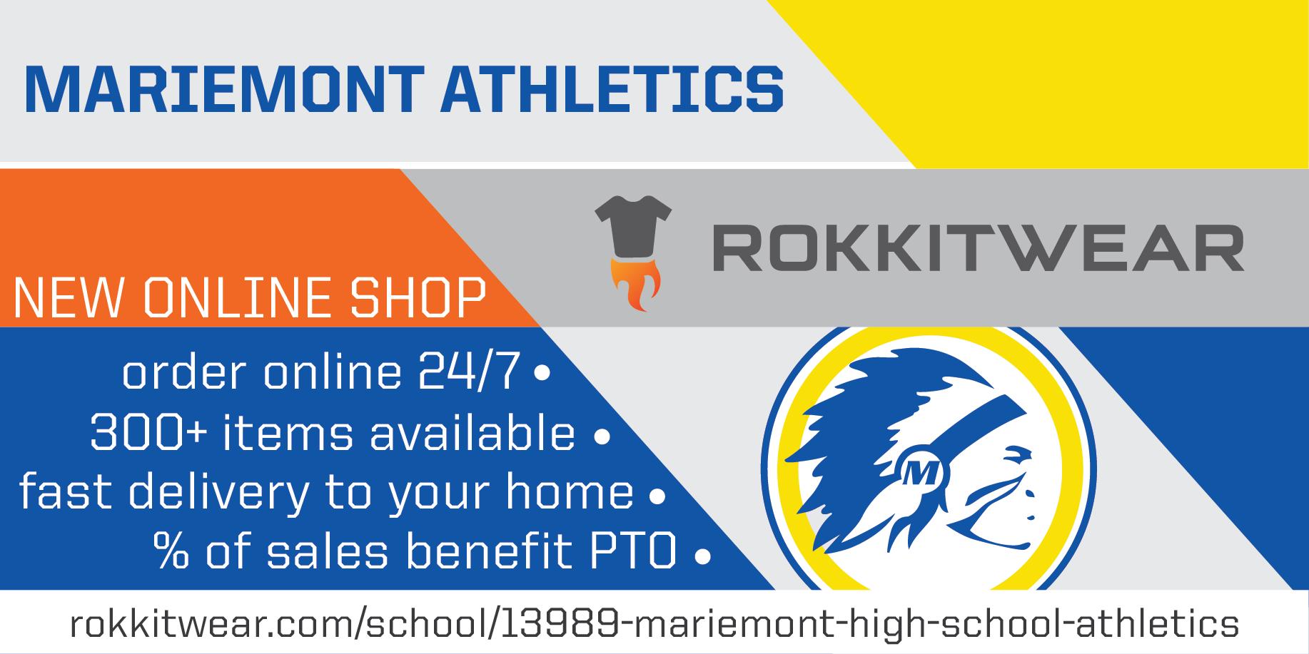 Rokkitwear advertisement