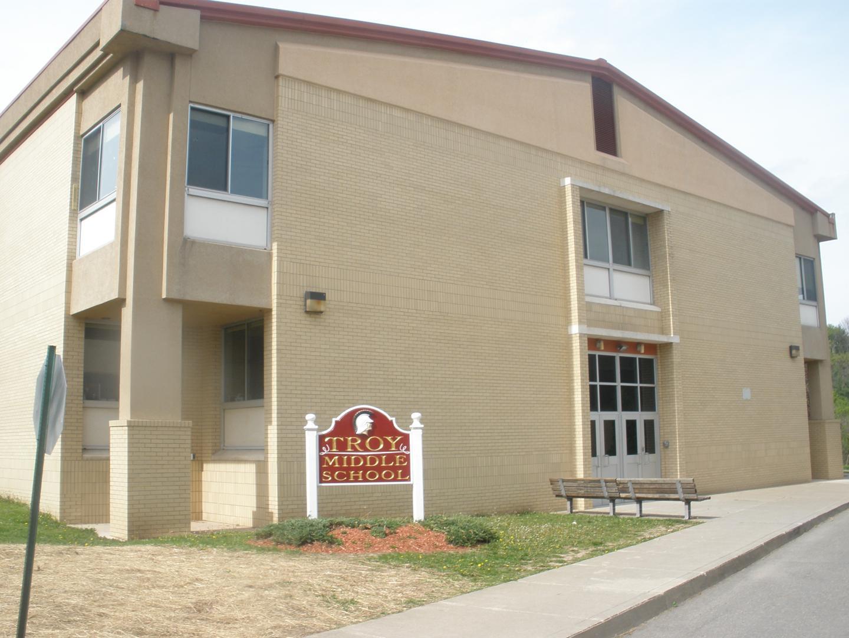 Troy Intermediate School building