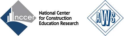 NCCER logo and AWS logo