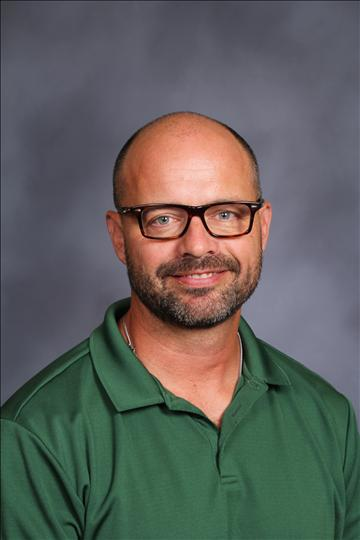 Nick McGurk - Asst. Principal