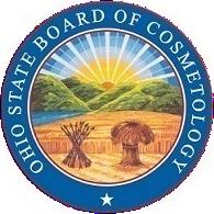 Ohio State Board of Cosmetology logo