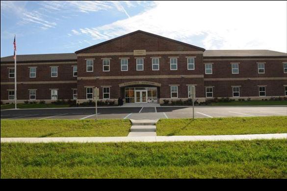 Pleasantville Elementary School building