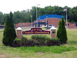 W.R. Croman Primary School building