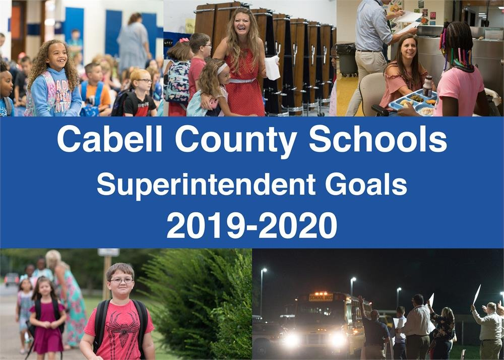 Link to Superintendent's Goals