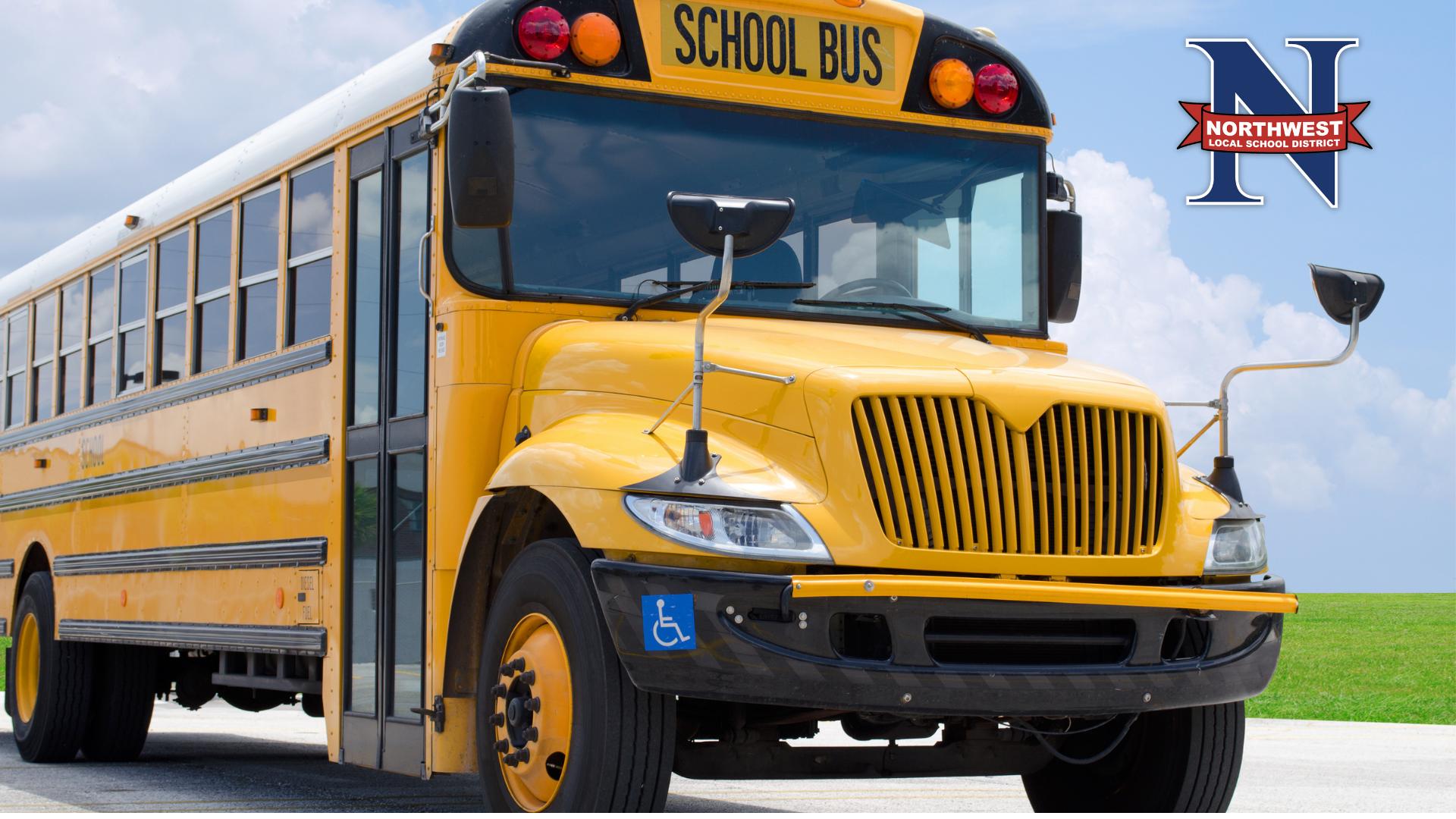 Northwest Local School District School Bus