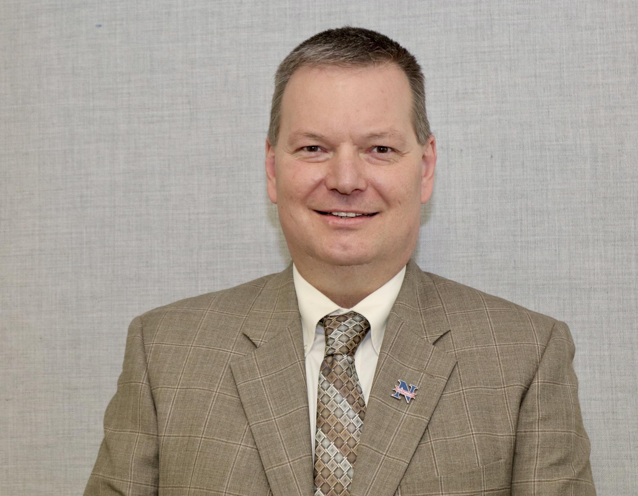 Darrell Yater, NWLSD Interim Superintendent