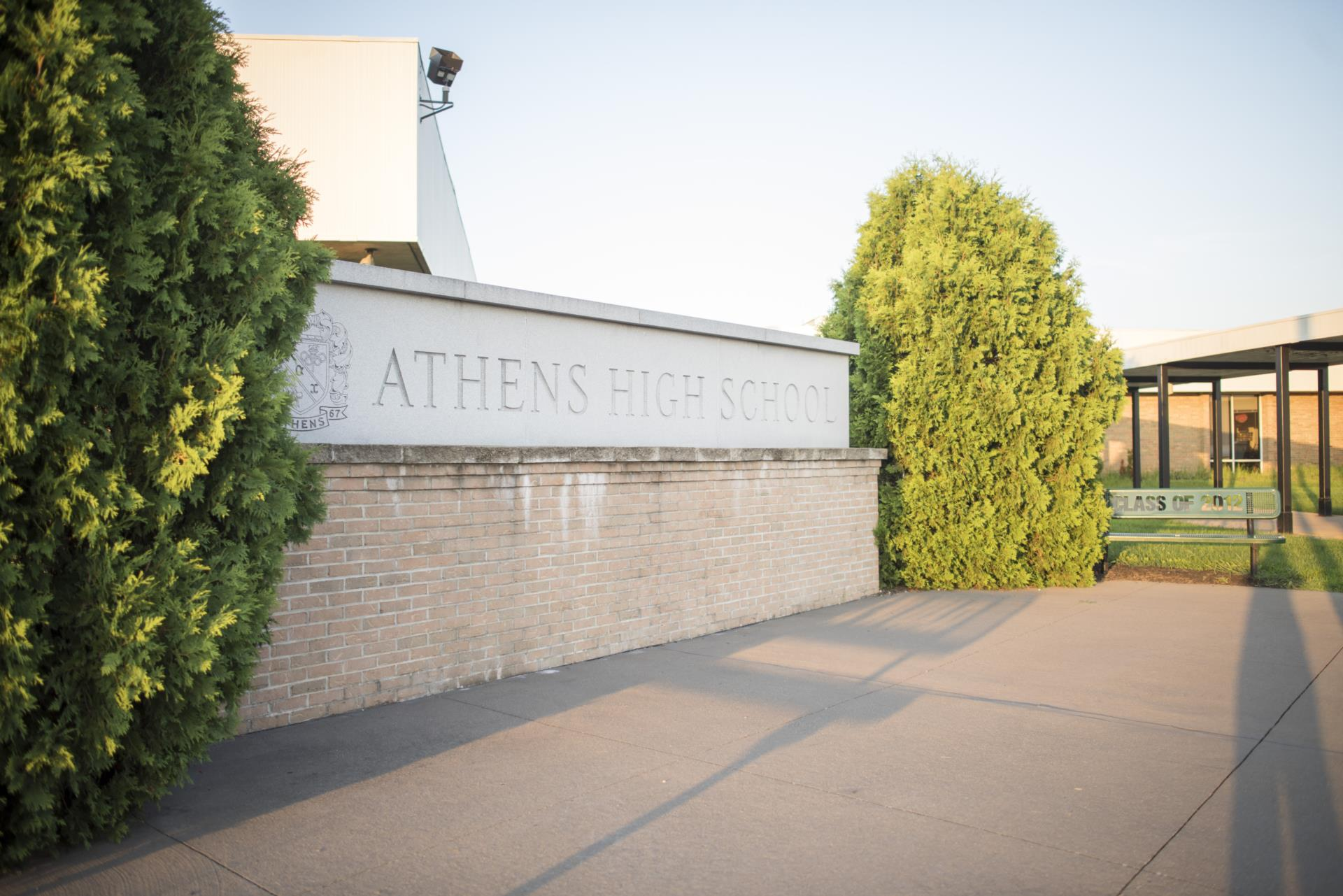 Photo of Athens High School
