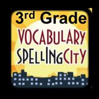 Spelling City 3rd Grade