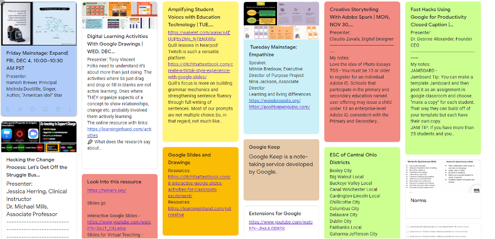 Banner image showing a preview of Google Keep's graphic widgets