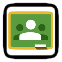 Google Classroom Icon and Link