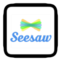 Seesaw Icon and Link