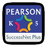 Pearson Success Net Icon and Link