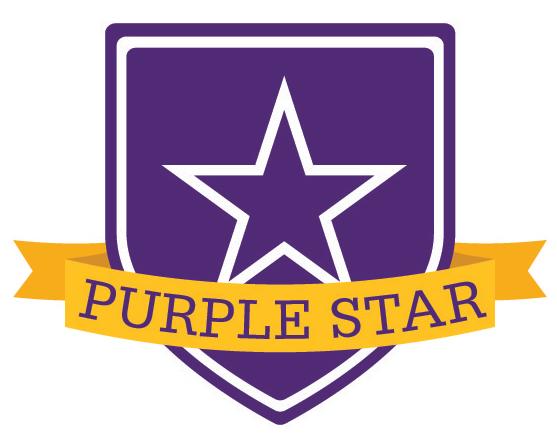 Purple Star Logo