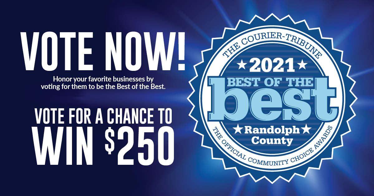 Best of Randolph County Banner