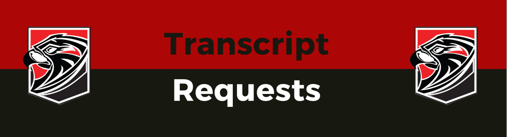 Transcript Request Link