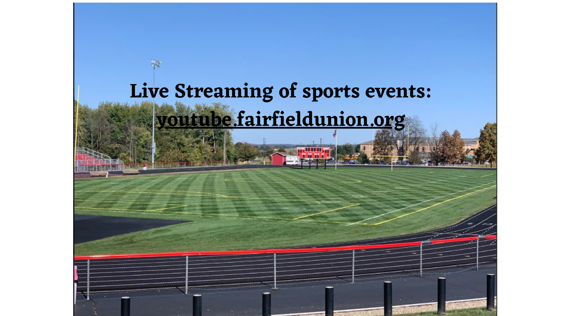 Live Streaming of Sports Link