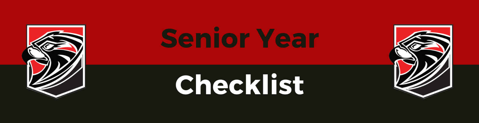 Senior Year Checklist
