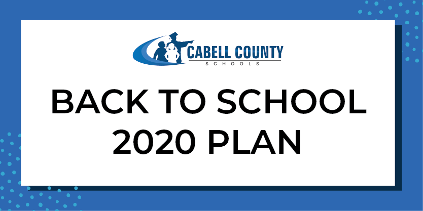 Back to school 2020 logo
